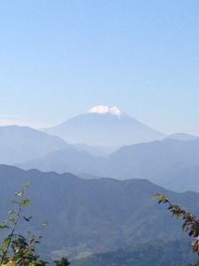 高尾山 富士見台